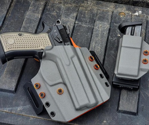 CZ P01 Omega Outside Waistband Holster