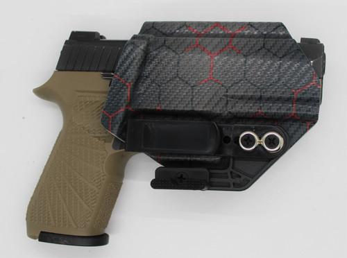 Sig P320 X carry Inside Waistband