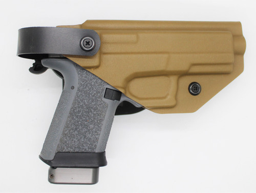 Poly 80 Glock 19 Length Outside Waistband