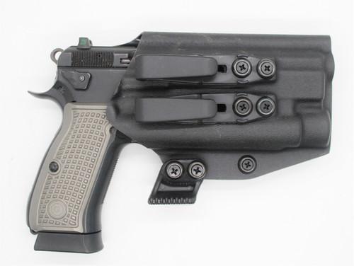 CZ SP-01 w/ PL Pro Inside Waistband