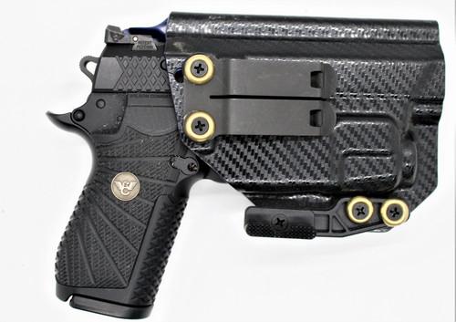 Wilson Combat EDC X9 W/ TLR 7 Inside Waistband Black Carbon