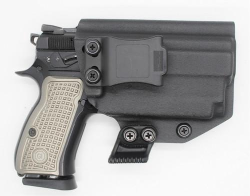 CZ P-01 W/ Mini 2 Inside Waistband