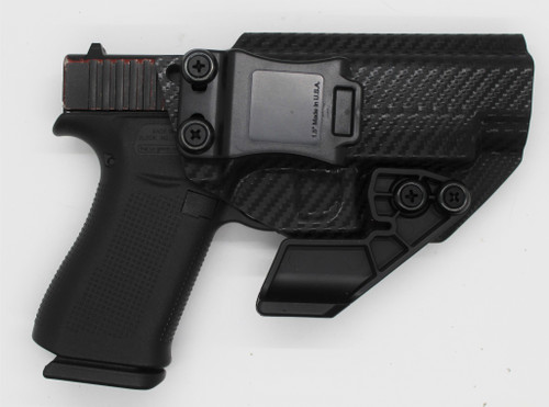 Glock 48 MOS Inside Waistband Black Carbon