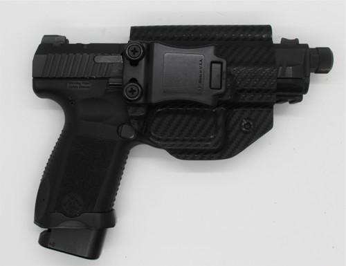 Canik TP9 Elite Combat Inside Waistband Black Carbon