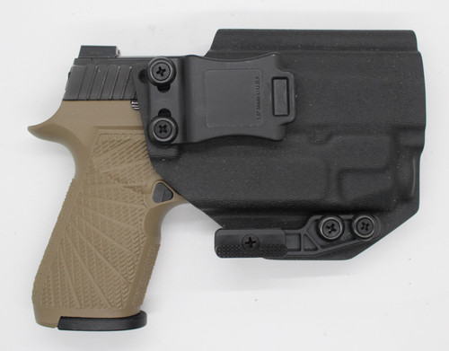 Sig P320 X Carry W/ TLR 7 Inside Waistband