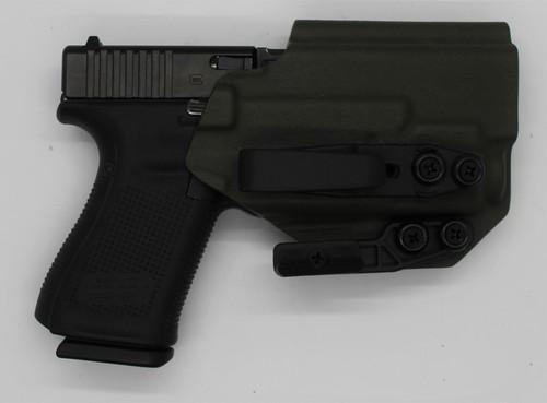Glock 19 W/ TLR7 inside Waistband