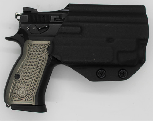 CZ P-01 W/ TLR 7 Outside Waistband
