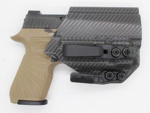Sig P320 W/ TLR 8 Inside Waistband