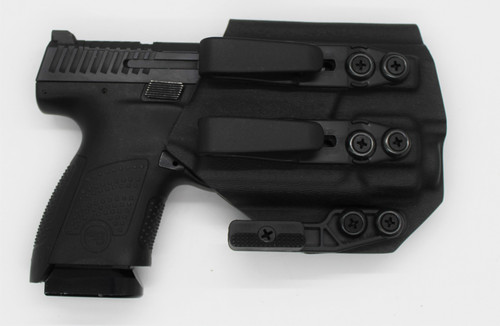 CZ P-10S W/ TLR 8 Inside Waistband