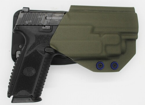 FN 509 W/ TLR 8 Outside Waistband