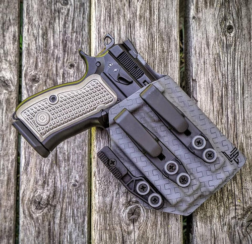 CZ P01 OLight PL Mini 2 Holster