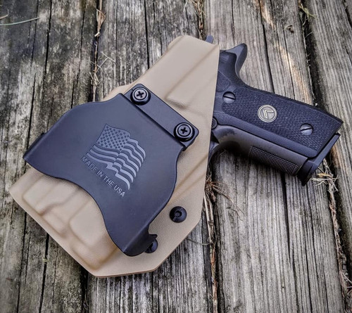 Sig P229 Inforce APLc Paddle Holster