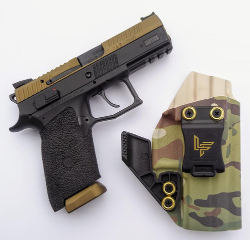 CZ P-07 Appendix Carry Holster Multicam