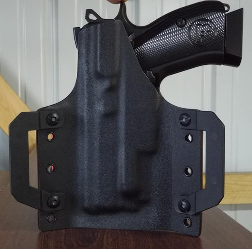 CZ P-01 w/ O-Light Mini Erebus Holster