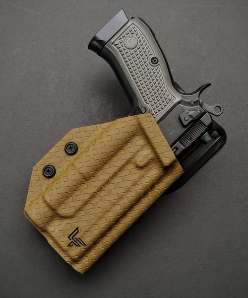 CZ SP01 Streamlight TLR1  Safariland UBL Drop Holster