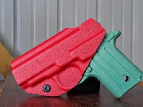 Sig P238 Cronus Holster EMT Red