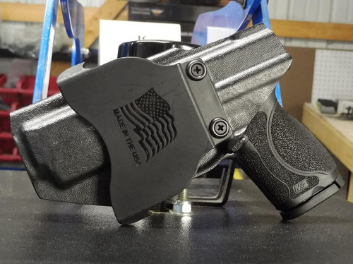 "S&W M&P 4.25"" Epsilon Paddle Holster"