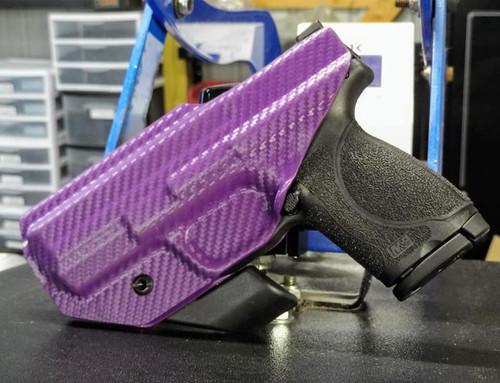"S&W M&P 4.25"" Centaur Holster Purple Carbon"