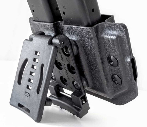 Double Stack 9/40 Double Magazine Carrier