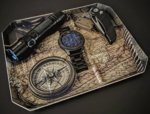 LIMITED EDITION: COMPASS EDC TRAY