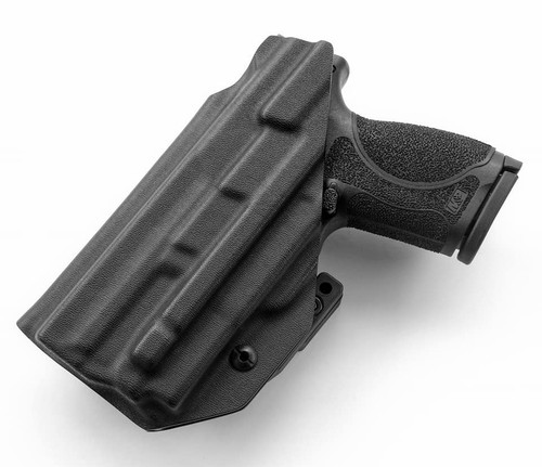"""S&W M&P 2.0 4"""" with O-Light PL Mini Holster"""