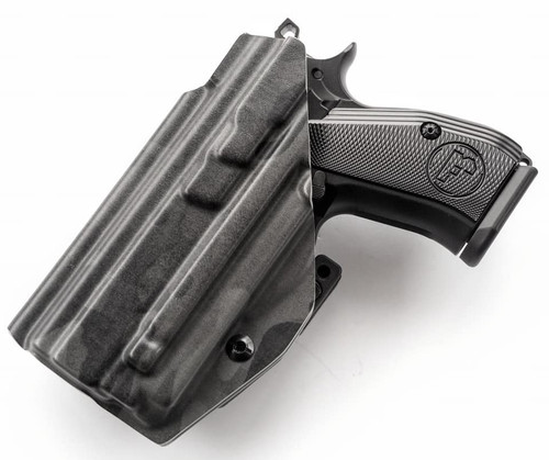 CZ P-01 W/ O-LIGHT PL MINI HOLSTER