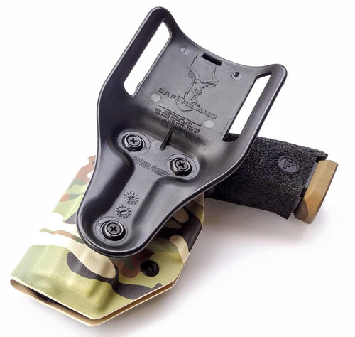 CZ P-10c Drop Holster Multicam
