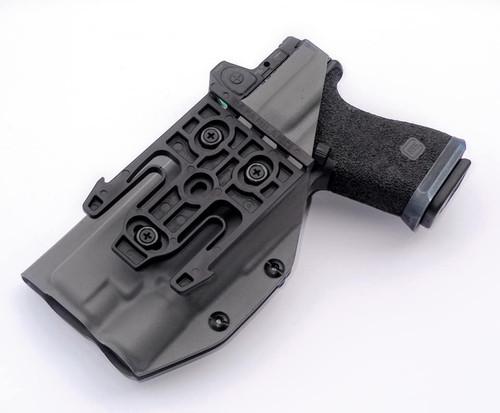 Glock 34 Surefire X300 Light Bearing Safariland QLS Fork Holster