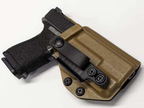 Glock 19 W/ O-LIGHT PL MINI HOLSTER