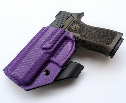 Sig P320 Inside Waistband Holster (Purple Carbon)