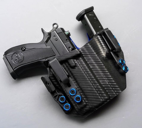 CZ P01 OLight PL Mini Appendix Rig