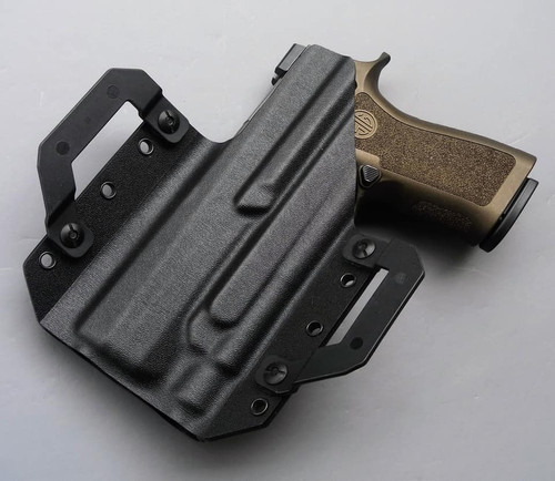 Sig P320 Streamlight TLR1/TLR1HL Outside Waistband Holster