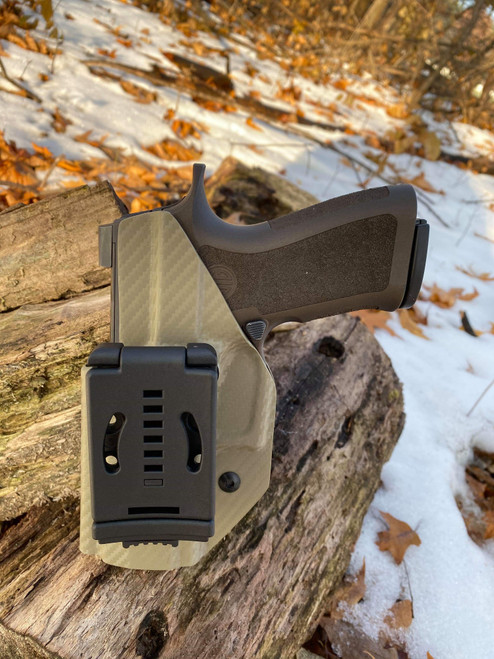 Sig Sauer P320 X Carry Outside Waistband Holster