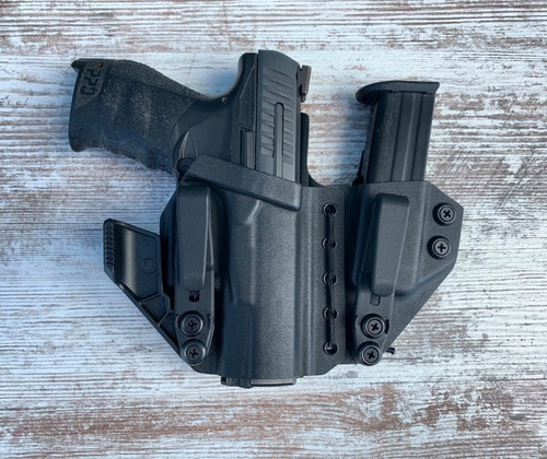 Walther PPQ SC Sidecar Holster