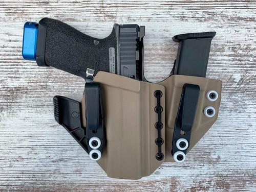 Glock 19  Sidecar Holster
