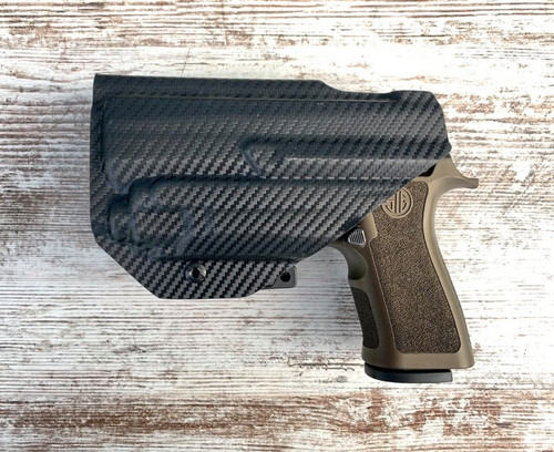 Sig P320 w/ Streamlight TLR 7/8 Inside Waistband Holster