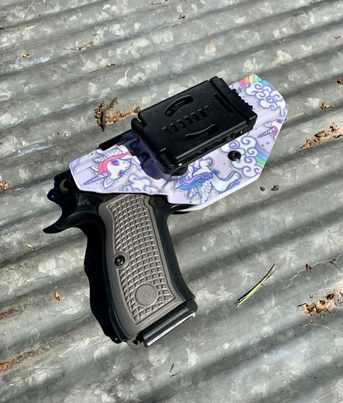 CZ SP-01 Outside Waistband Holster