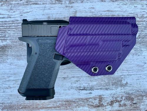 Glock Poly 80 w/ OLight Mini 2 Light Bearing Drop Holster