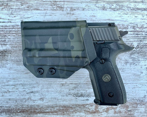 Sig Sauer P229 w/ OLight Mini 1 Light Bearing Triton