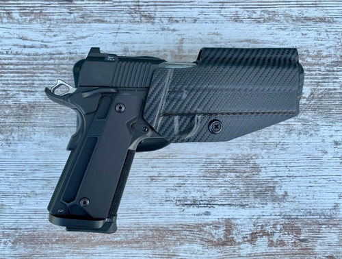 "Railed 5"" 1911 Drop Holster"