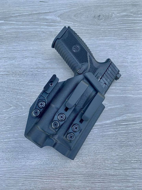 FN 509 Tactical w/ Streamlight TLR1 HL Inside Waistband Holster
