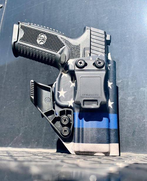 FN 509 Cronus Thin Blue Line