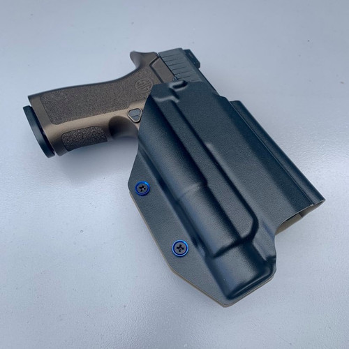 Sig P320 X Carry w/ TLR 1 Outside Waistband Holster