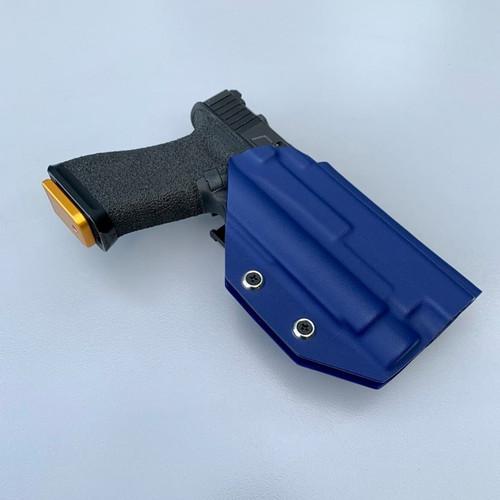 Glock 17/22 w/ OLight PL Pro QLS Fork Holster