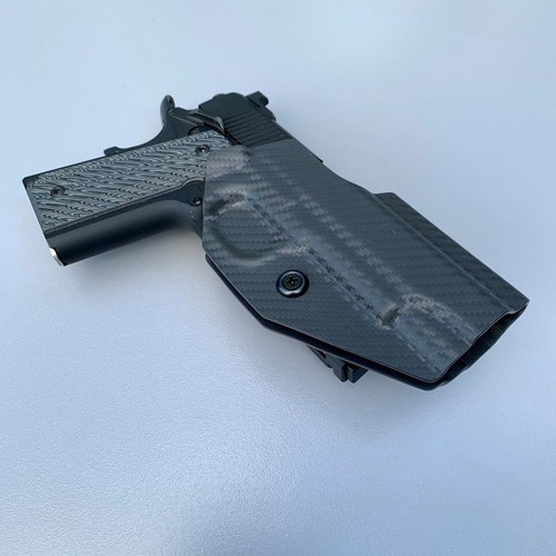 """Non Railed 1911 4"""" (Not Sig) Competition Holster"""
