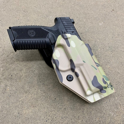 FN 509 Tactical Outside Waistband UBL Drop Holster