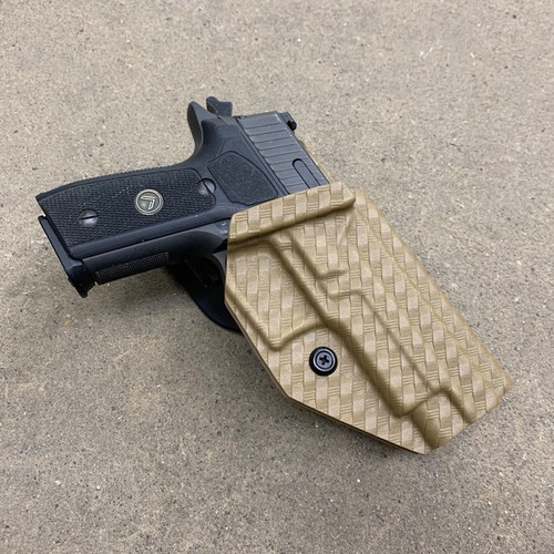 Sig P226/P229 9mm Outside Waistband Drop Holster