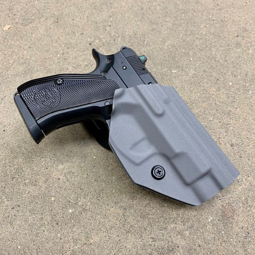 CZ PCR Outside Waistband UBL Drop Holster