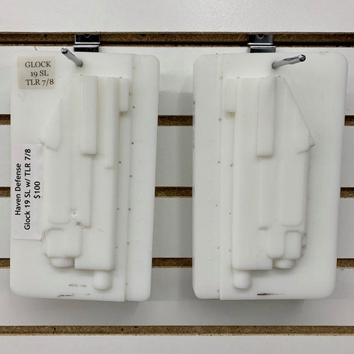 Haven Defense Glock 19 SL w/ TLR 7/8 CNC mold