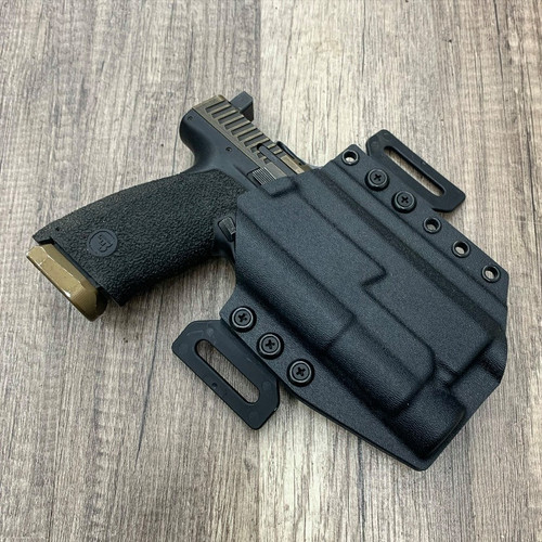 CZ P10c w/ TLR 1 Outside Waistband Holster
